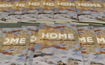 Join Us To Launch HOME: A Cortes Community Anthology